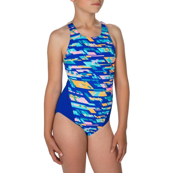 Maillot de bain de natation une pièce fille résistant au chlore Kamiye jely - 1224338