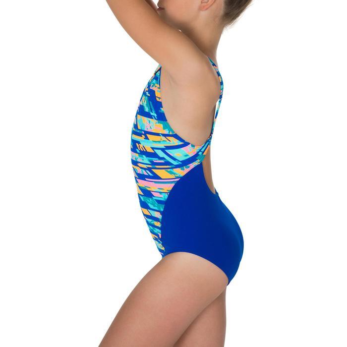 Maillot de bain de natation une pièce fille résistant au chlore Kamiye jely - 1224348