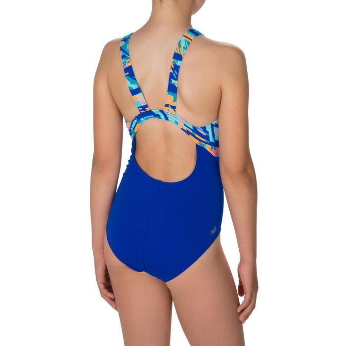 Maillot de bain de natation une pièce fille résistant au chlore Kamiye jely - 1224351