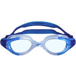 Gafas Natación Piscina Speedo BIOFUSE FLEXIS Adulto Azul Entrenamiento Antivaho