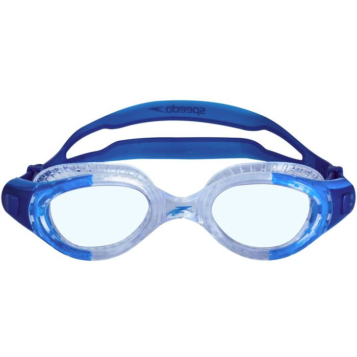Lunettes de natation Futura Biofuse Flexiseal clair