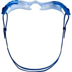 Zwembril Futura Biofuse Flexiseal heldere glazen