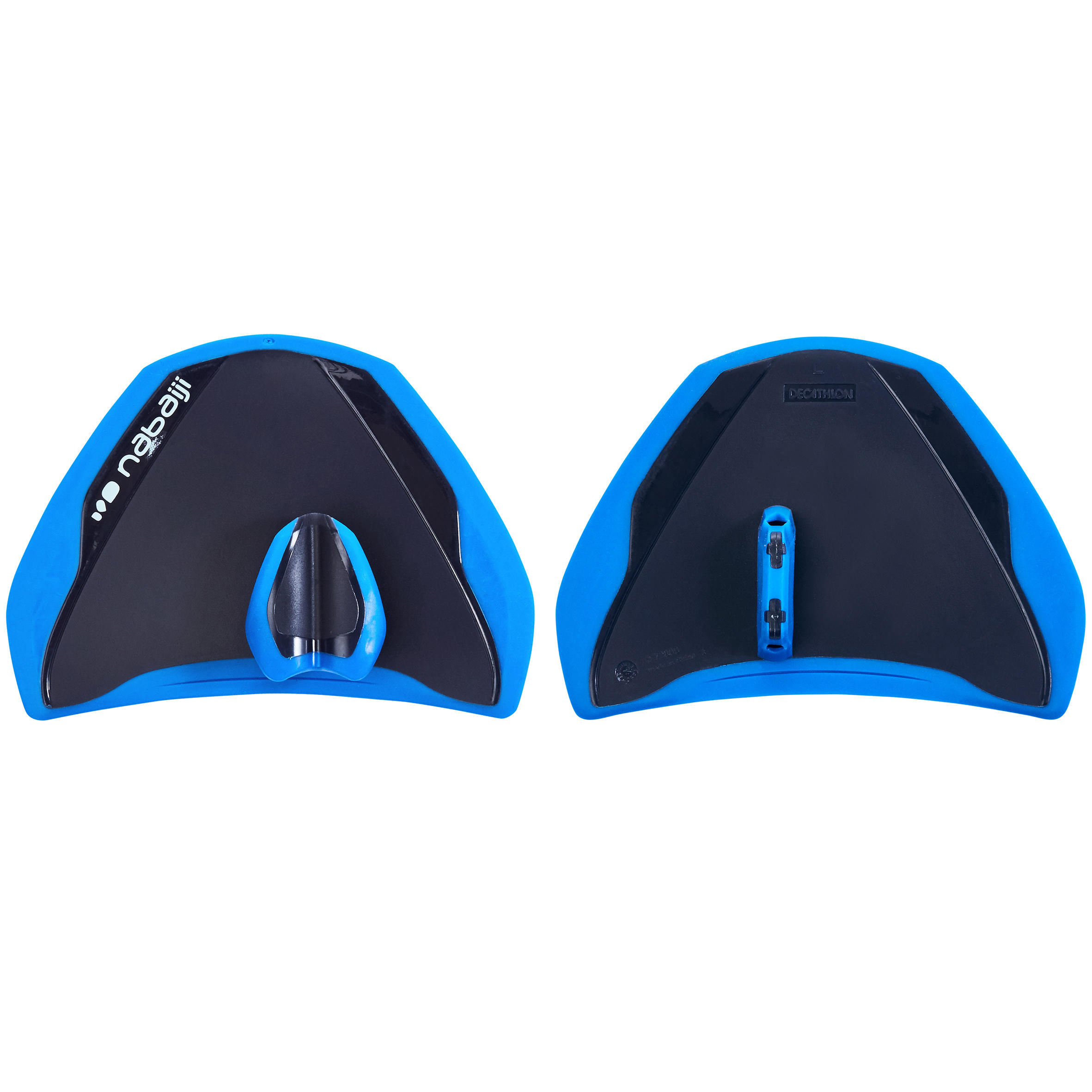 QUICK'IN Finger Paddle Swimming Paddles - Blue