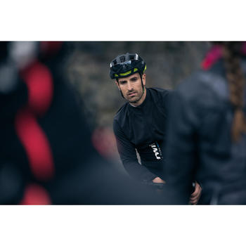 MAILLOT VELO ROUTE MANCHES LONGUES HOMME CYCLOTOURISTE 9000 - 1224414