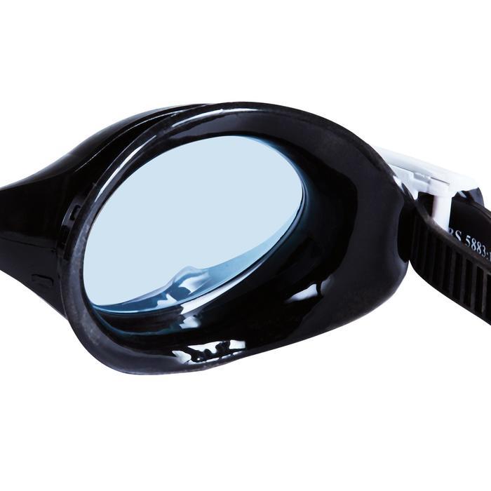 Lunettes de natation Speedo Futura Biofuse Flexiseal fumée noir