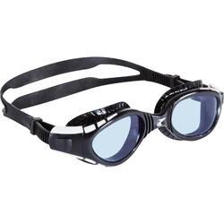 Zwembril Futura Biofuse Flexiseal zwart