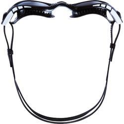 Schwimmbrille Futura Biofuse Flexiseal getönt schwarz