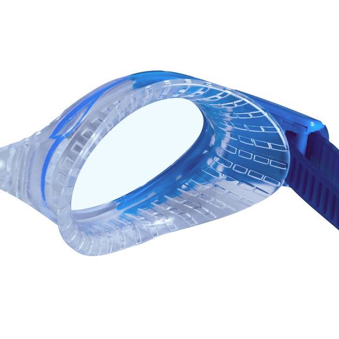 zwembril Futura Biofuse Flexiseal lichtgekleurd