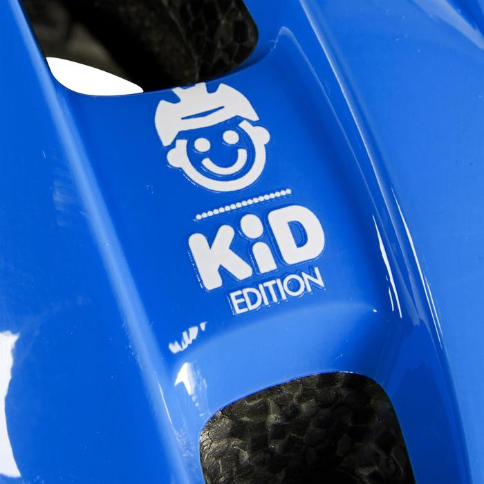 Fietshelm 300 voor kinderen blauw