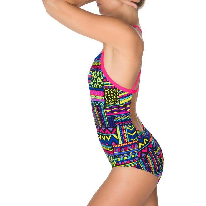 Maillot de bain natation une pièce ultra résistant au chlore femme Jade - 1224516
