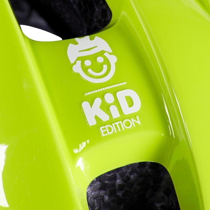 Fahrradhelm Kinder 300 grün