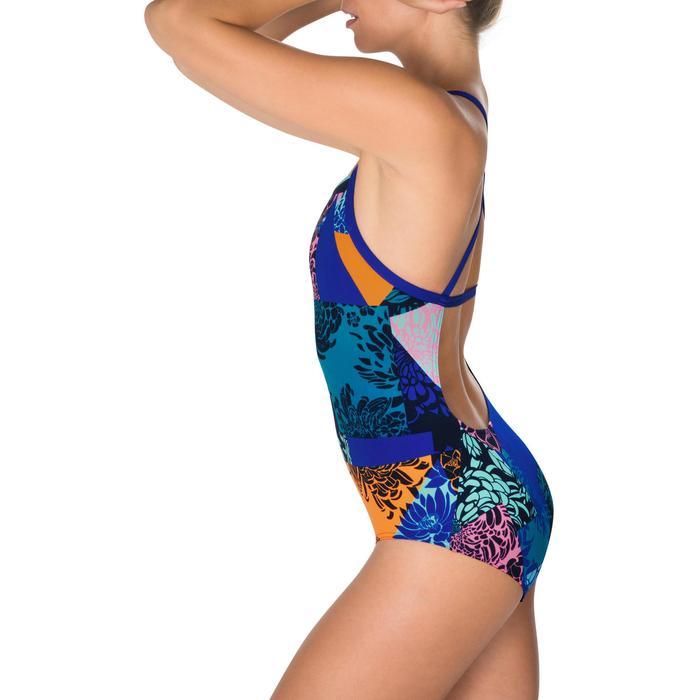 Maillot de bain natation une pièce ultra résistant au chlore femme Jade - 1224613