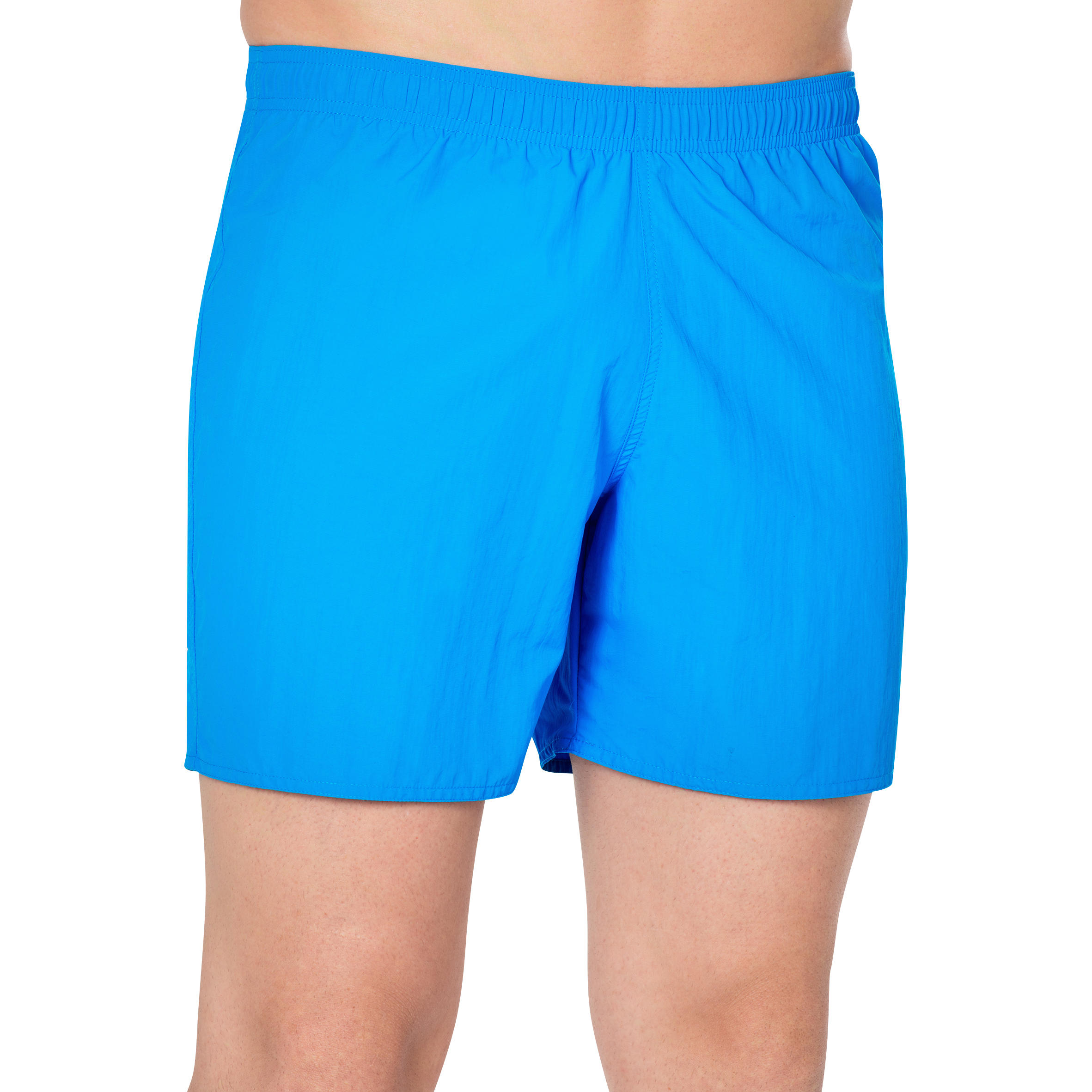 100 FREE W MEN'S SWIMSHORT BLUE