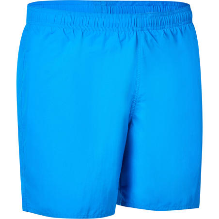 100 MEN'S BASIC SWIM BRIEFS - BLUE