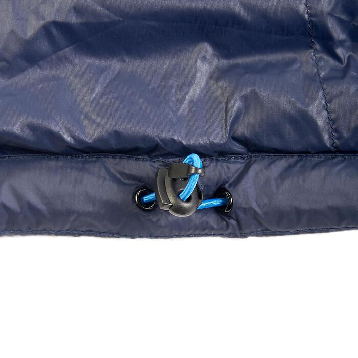 Donsjas dames Trek 100 marineblauw