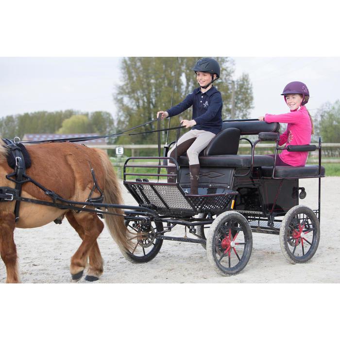Casque équitation 500 - 1224844