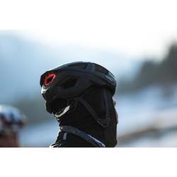 Fietshelm Racer zwart