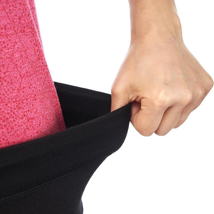 Collant sous-vêtement mérinos de trek montagne - Trek 500 noir Femme