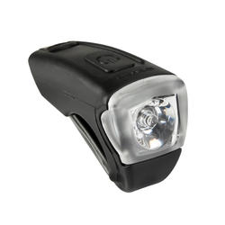 Fietslamp VIOO 300 USB zwart - 122505