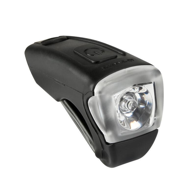 USB LED Bike Light Set ST 520 - Black