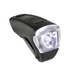 Fietslamp VIOO 300 USB zwart - 122506
