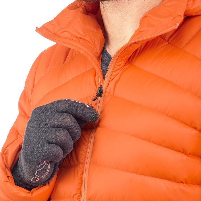 Doudoune TREKKING montagne TREK 500 homme - 1225096