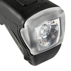 Fietslamp VIOO 300 USB zwart - 122513