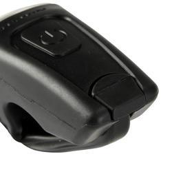 Fietslamp VIOO 300 USB zwart - 122515