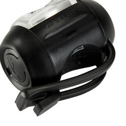 Fietslamp VIOO 300 USB zwart - 122523