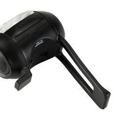 Fietslamp VIOO 300 USB zwart - 122524