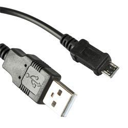 Fietslamp VIOO 300 USB zwart - 122525