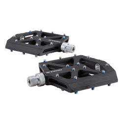 MTB-pedalen freeride alu zwart