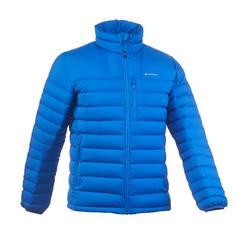 Trek900 Men's Mountain Trekking Down Jacket - Blue
