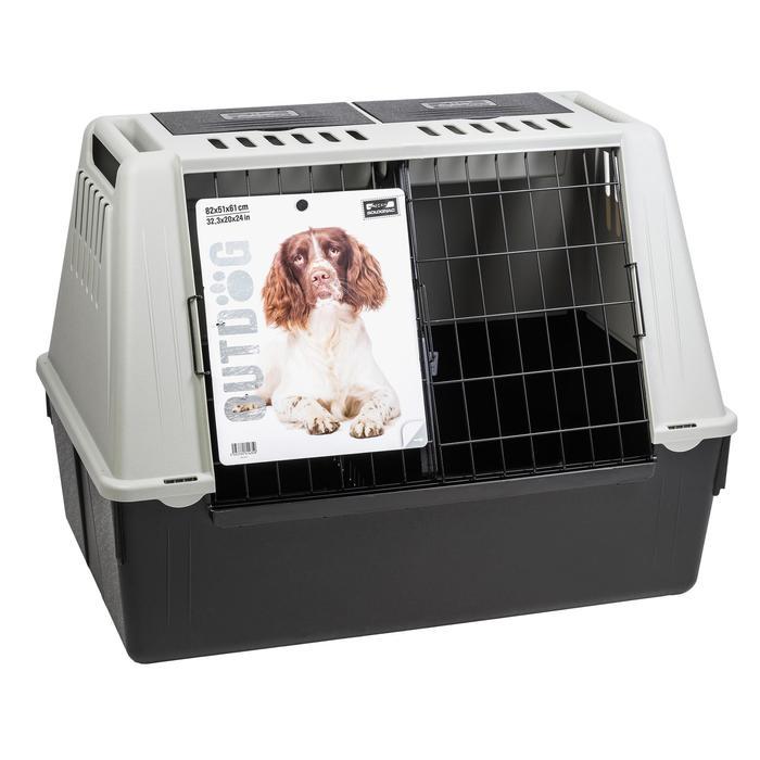 Transportbench voor twee honden maat L - 1225416