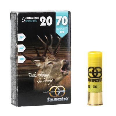 Balle flèche Sauvestre calibre 20