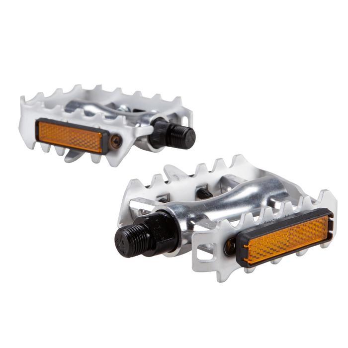 PEDALES VTT 500 ALU - 122544