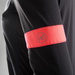 Wielershirt RR900 lange mouwen voor dames zwart