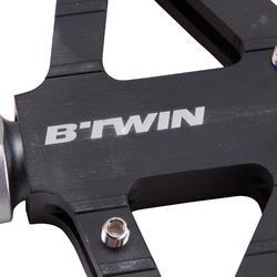 Mountain Bike Aluminium Freeride Pedals - Black