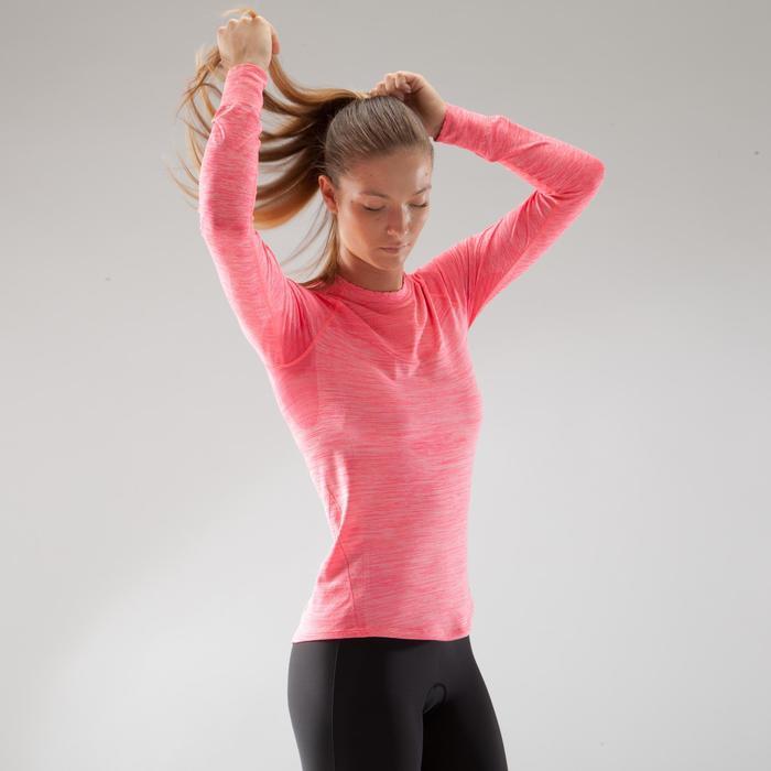 Sous-vêtement manches longues vélo femme 500 - 1225829