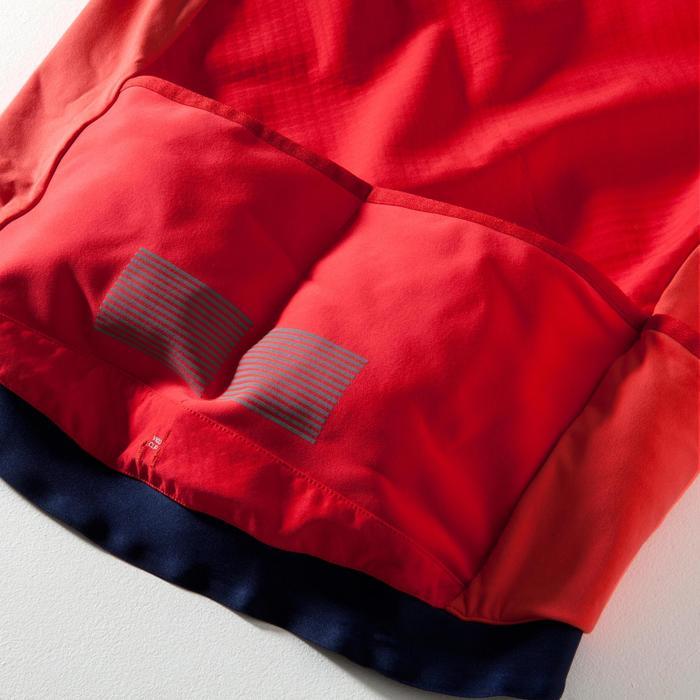 Fietsjas 500 rood