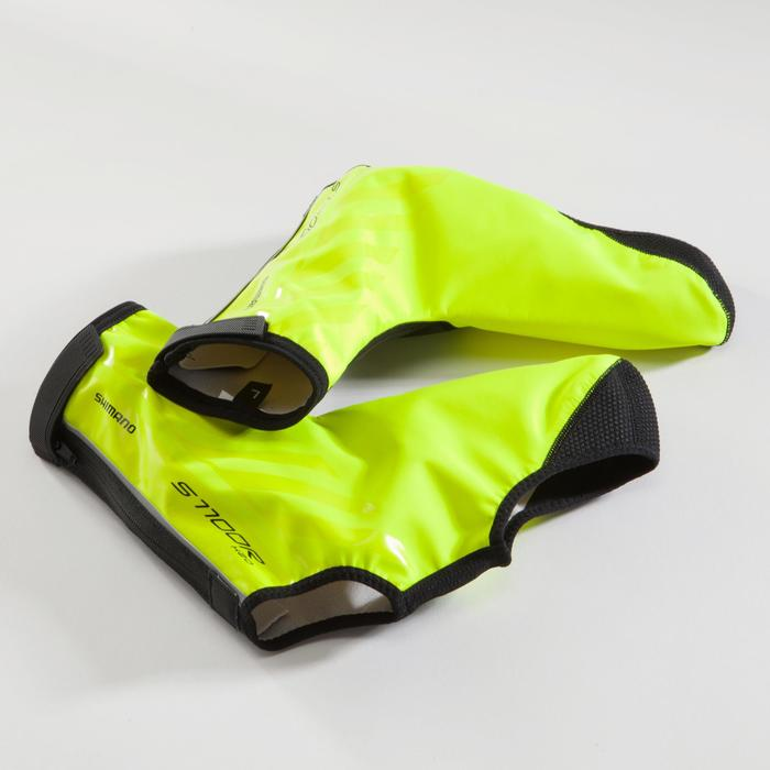 COUVRE-CHAUSSURES Shimano S1100R H2O JAUNE FLUO - 1225866