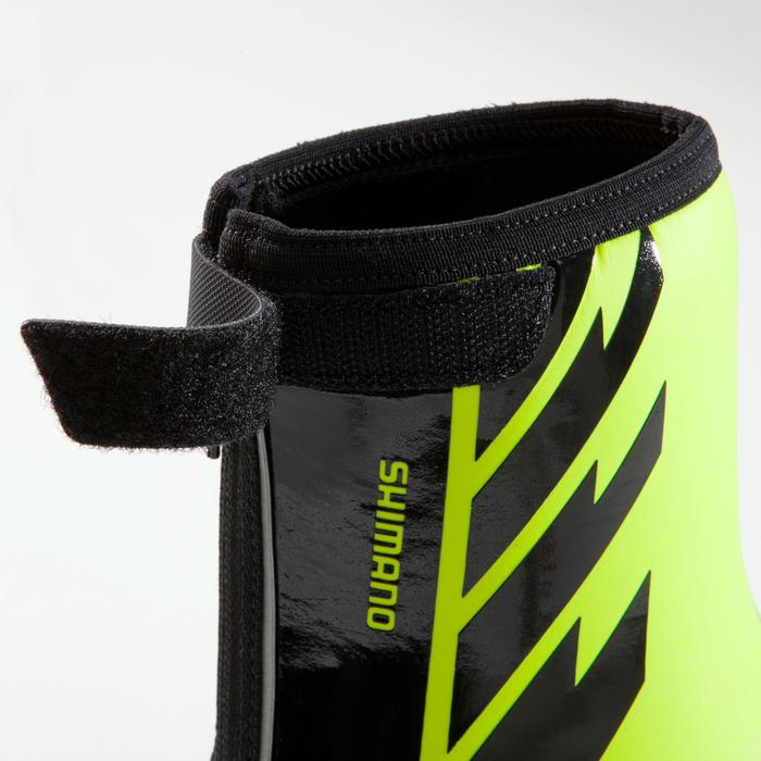 COUVRE-CHAUSSURES SHIMANO S3100X NPU+ JAUNE FLUO - 1225878