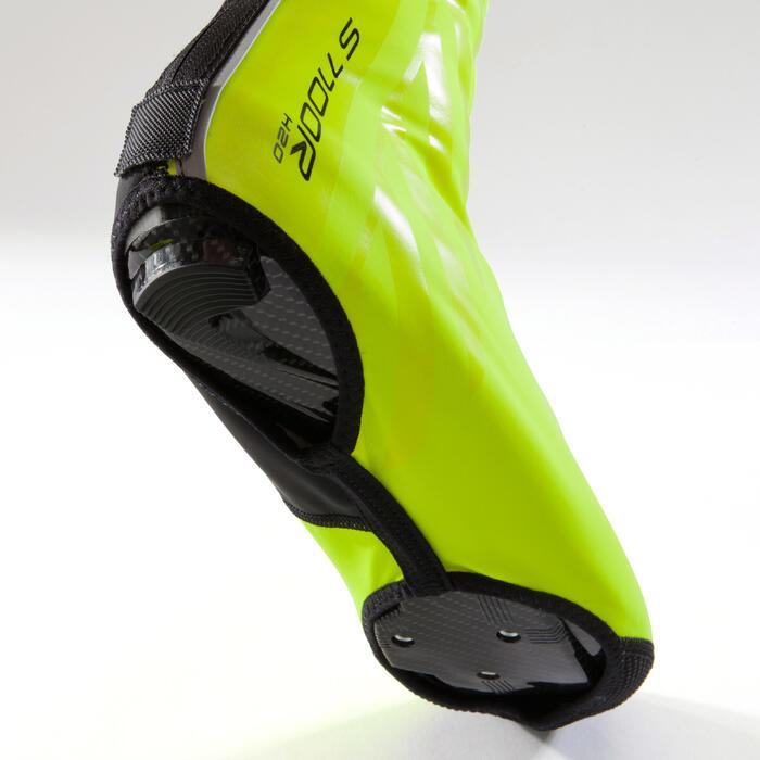 Overschoenen Shimano S1100R H2O fluogeel