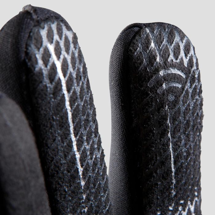 Fahrrad-Winterhandschuhe 500 schwarz
