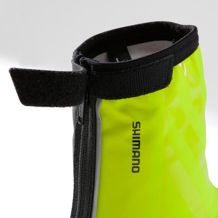 CUBRECALZADO Shimano S1100R H2O AMARILLO FLUORESCENTE