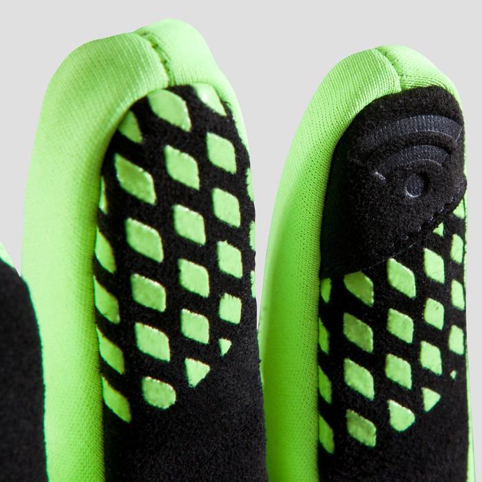 Wielrenhandschoenen RR500 geel