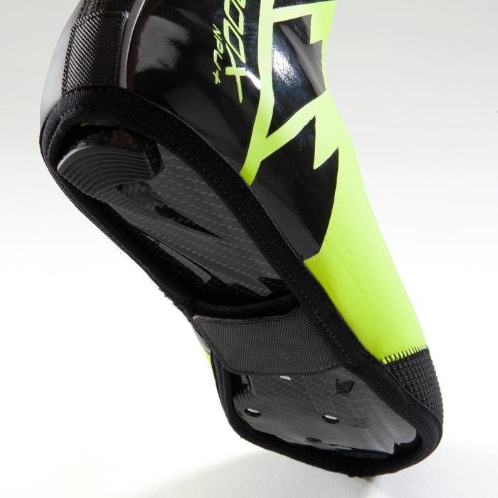 COUVRE-CHAUSSURES SHIMANO S3100X NPU+ JAUNE FLUO - 1226004