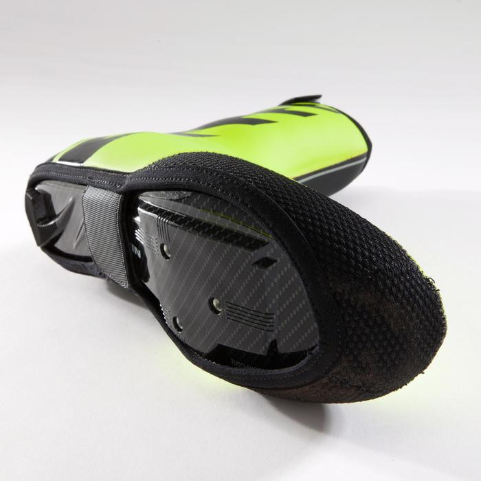 COUVRE-CHAUSSURES SHIMANO S3100X NPU+ JAUNE FLUO - 1226009