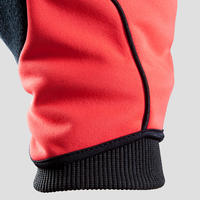 500 Winter Cycling Gloves - Red