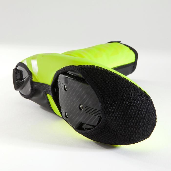 Fahrrad-Überschuhe S1100R H2O neongelb